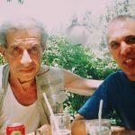 עם המלחין נחום היימן