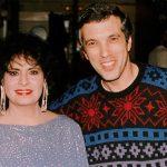 עם הזמרת הלאומית, כלת פרס ישראל לשנת 1988 שושנה דמארי